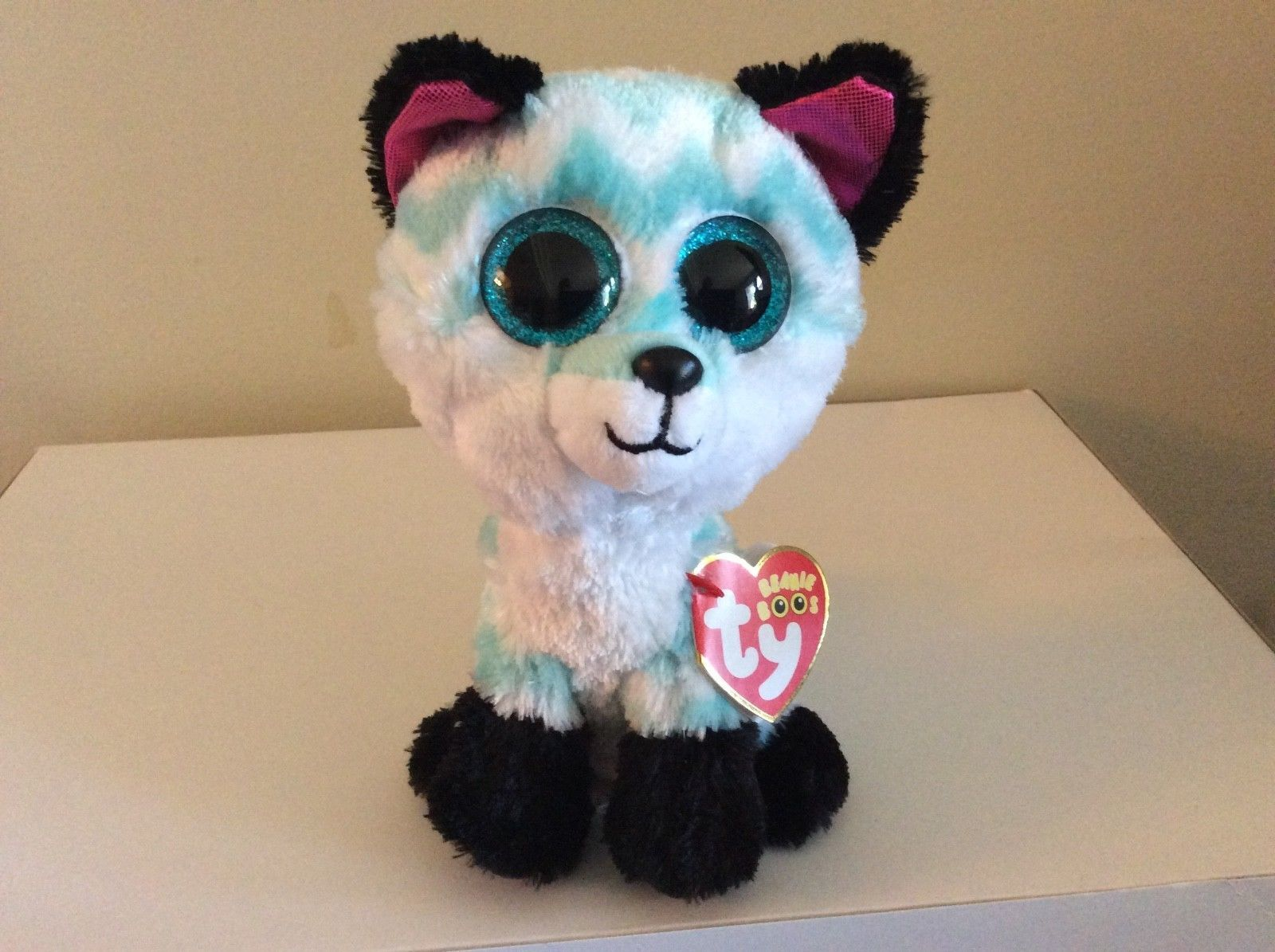 59e647065ec Ty 19203  Ty Beanie Boo Piper The Fox 6 Claire S Exclusive Mwmt -  BUY IT  NOW ONLY   18.99 on  eBay  beanie  piper  claire  exclusive