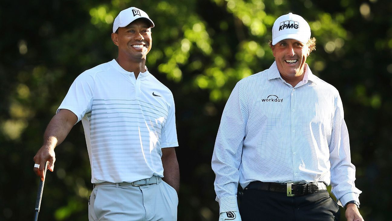 What to expect from Woods/Manning vs. Mickelson/Brady in
