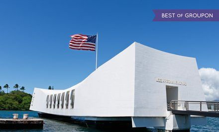 image for Up to 53% Off Pearl Harbor/Arizona Memorial Tour