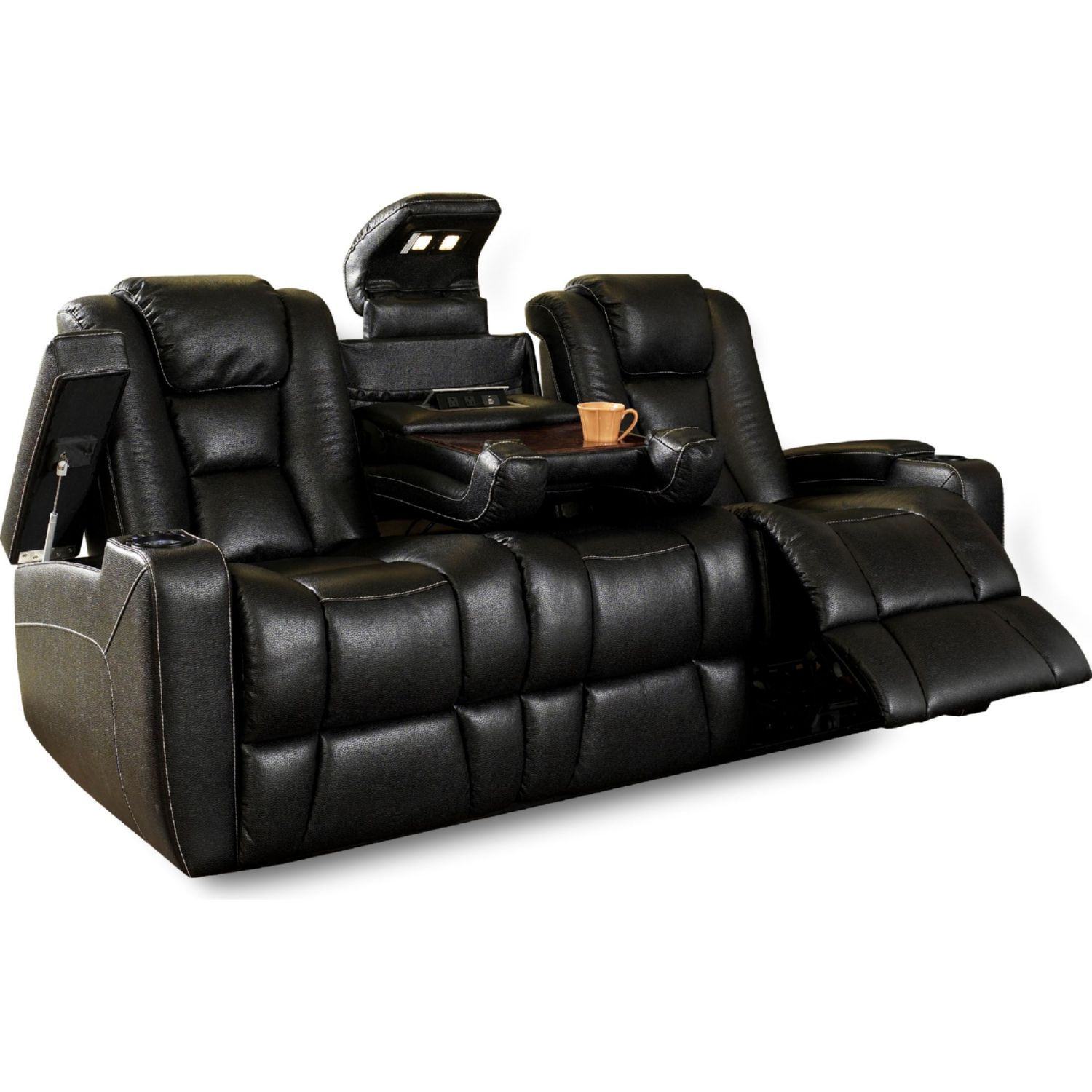 Row One Home Theater Seating Ro8040 43h