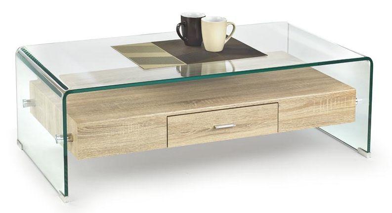 Vanesse is een moderne design salontafel bestaande uit een
