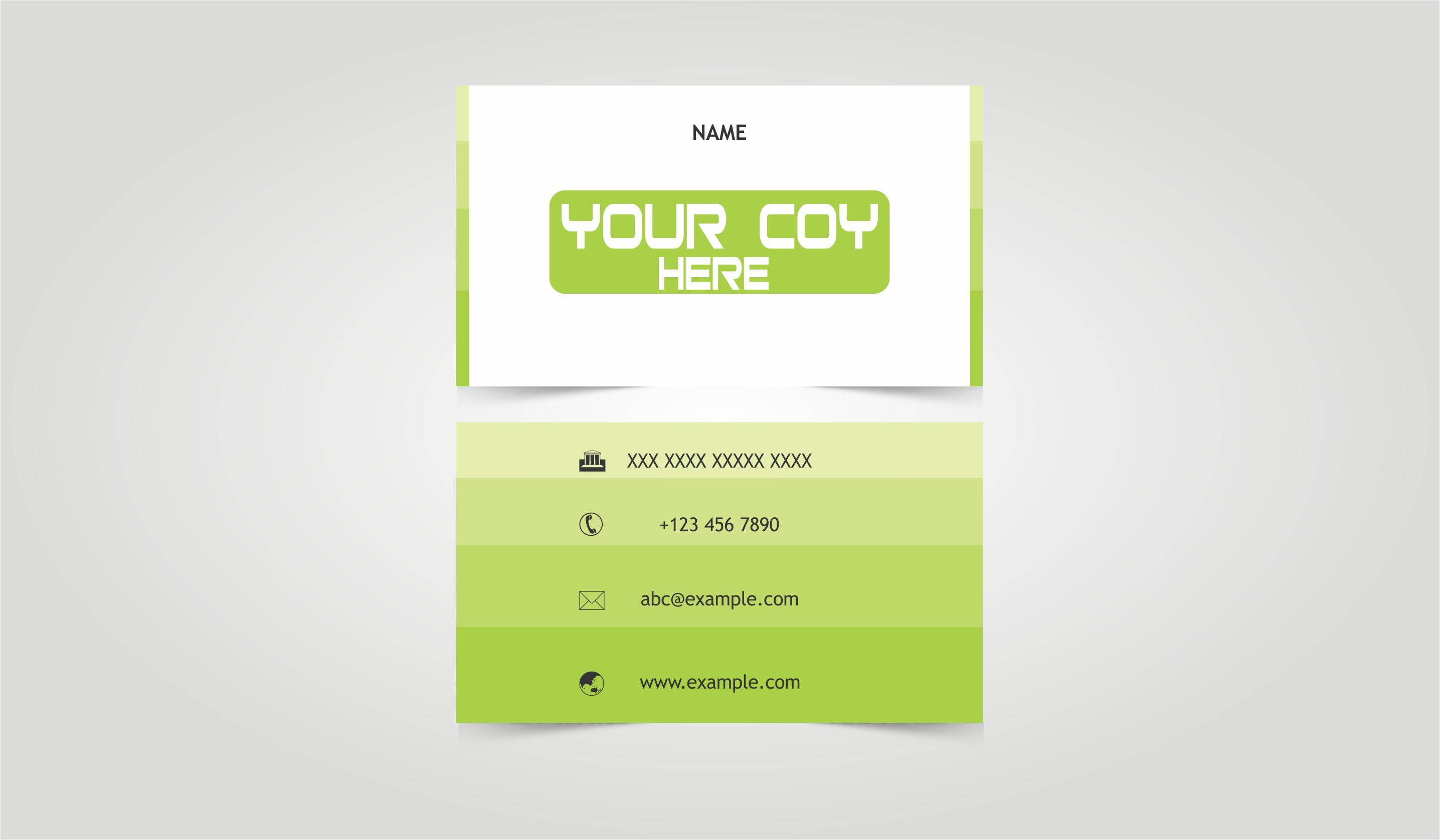 Editable Multipurpose Business Card Template Can Be Edited And Tweaked To Your Satisfaction Format Core Business Card Template Business Card Graphic Cards