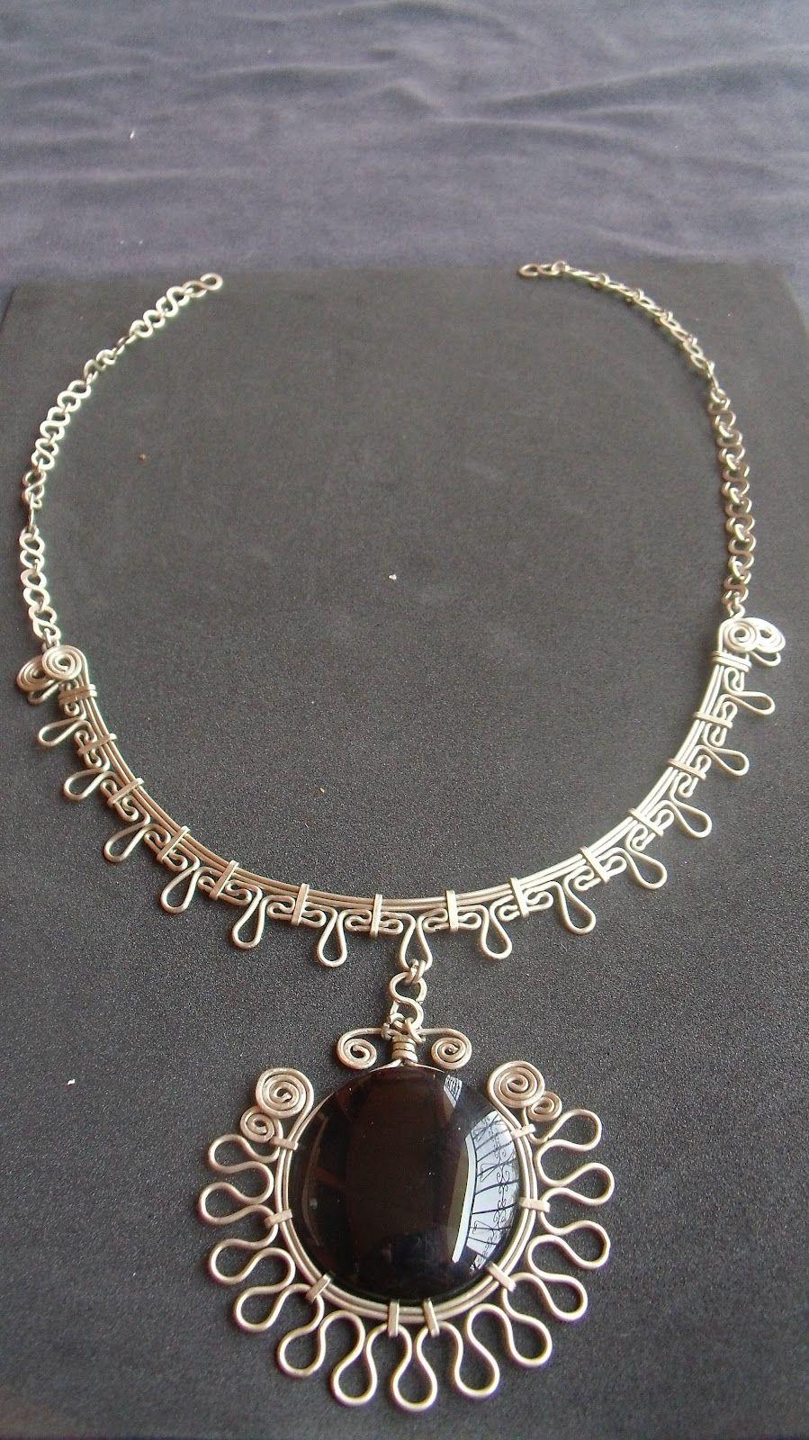 GEDC1397.JPG (899×1600) | Handmade jewelry | Pinterest | Wire ...