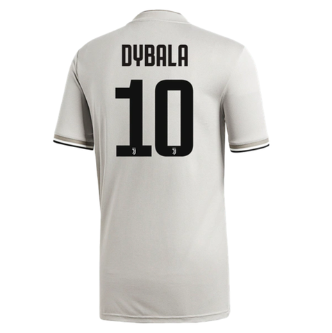 quality design 4dd26 76d39 Juventus 18/19 Away Men Soccer Jersey Personalized Name and ...