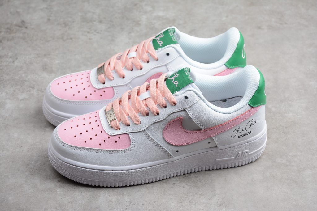 more photos 2076d 6875e Womens Nike Air Force 1 Low GS Sail Arctic Pink 314219-130-2