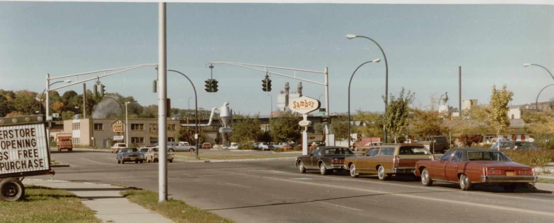 Brooklyn square in the late 70s chautauqua county