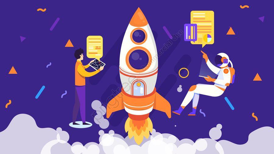 محطة الفضاء الكرتون حاملة الطائرات رائد فضاء التكنولوجيا مفهوم المثال التوضيحي صورة توضيحية على Pngtree غير محفوظة الحقوق Desenhos Animados Ilustracao Desenhos