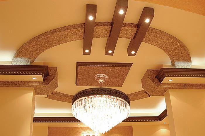 Modern False Ceiling Designs For Living Room Interior 2014