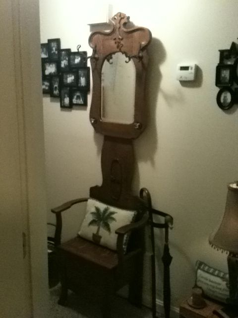 Antique Hall Tree Antique Hall Tree Hall Tree Hall