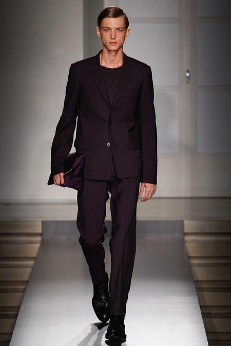 Jil Sander | Fall 2014 Menswear Collection | Style.com