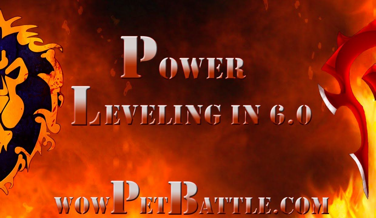 Fastest Battle Pet Leveling Guide Wow 1 25 6 0 11 Minutes