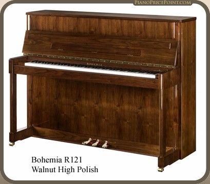 Bohemia - Piano