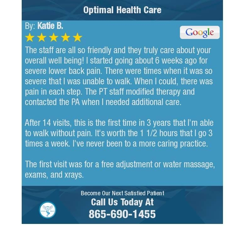 Pin by optimal health integrated medi on patient reviews
