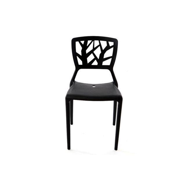 Chaises Design Empilables Interieur Exterieur Lot De 2 Katia Taille Taille Unique Chaise Design Chaise Et Design