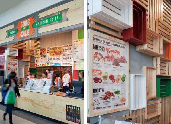 Guac'n'Ole Fresh Mexican Grill on Behance