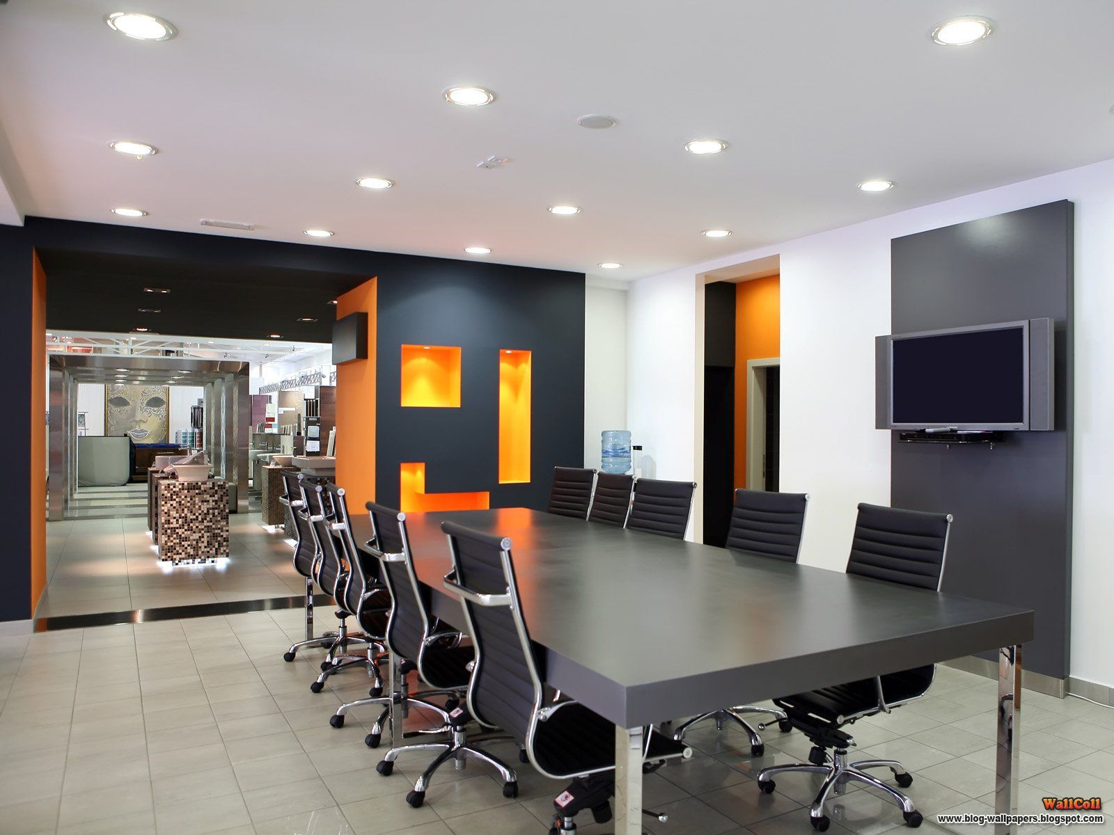Modern Office Interior Design Concepts