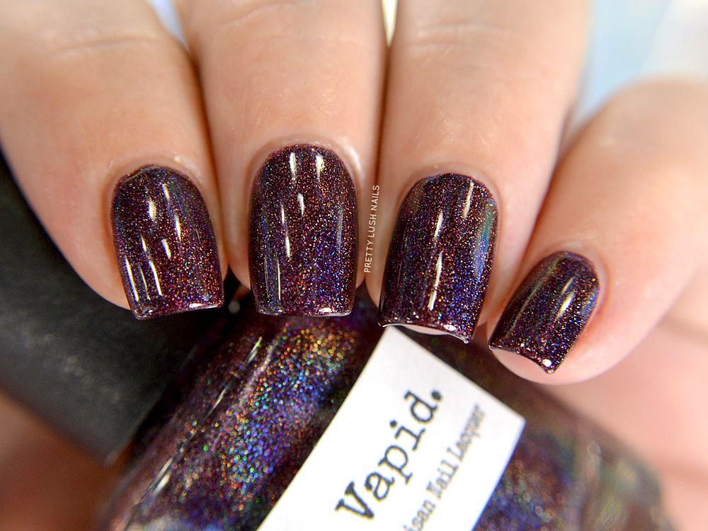 Vapid Lacquer Dark Twisted Fantasies | Pretty Lush Nails | Vapid ...