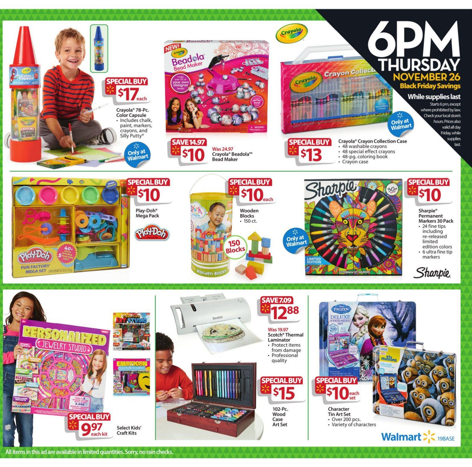 Walmart Has Released Its Black Friday Ad And Also Announced The Return Of The 1 Hour Guarantee Store Black Friday Ads Black Friday Walmart Black Friday Ad