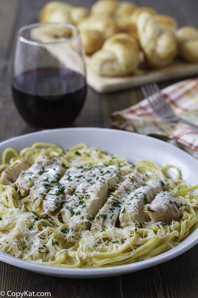 Olive Garden Grilled Chicken And Alfredo Sauce Recipe Food