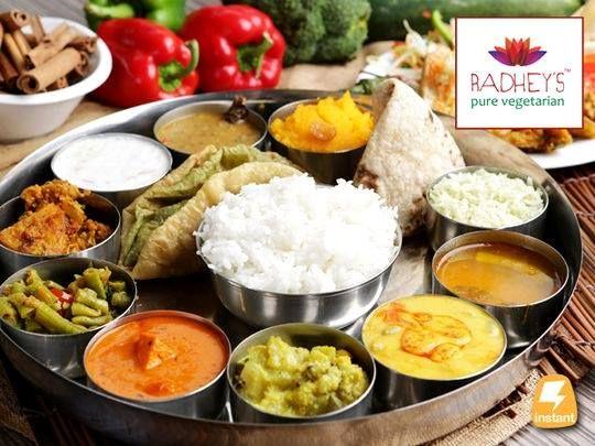Radhey S Pure Vegetarian Restaurant 餐厅类型 印度素食 所在地 吉隆坡 Malaysiavegetarian 马来西亚