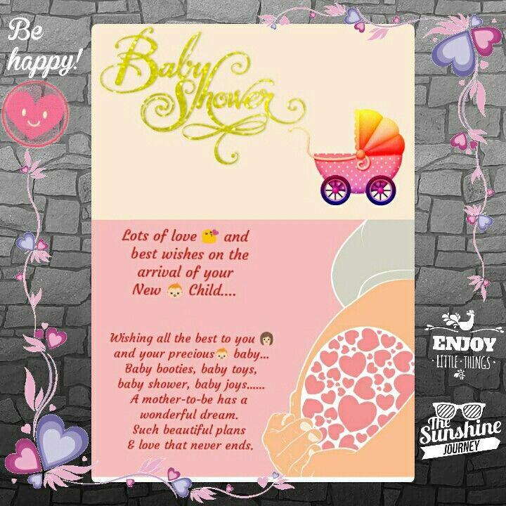 Baby Shower Congratulations Card Baby Shower Wishes Invitation Card Birthday Baby Shower Wishes Baby Shower Congratulations