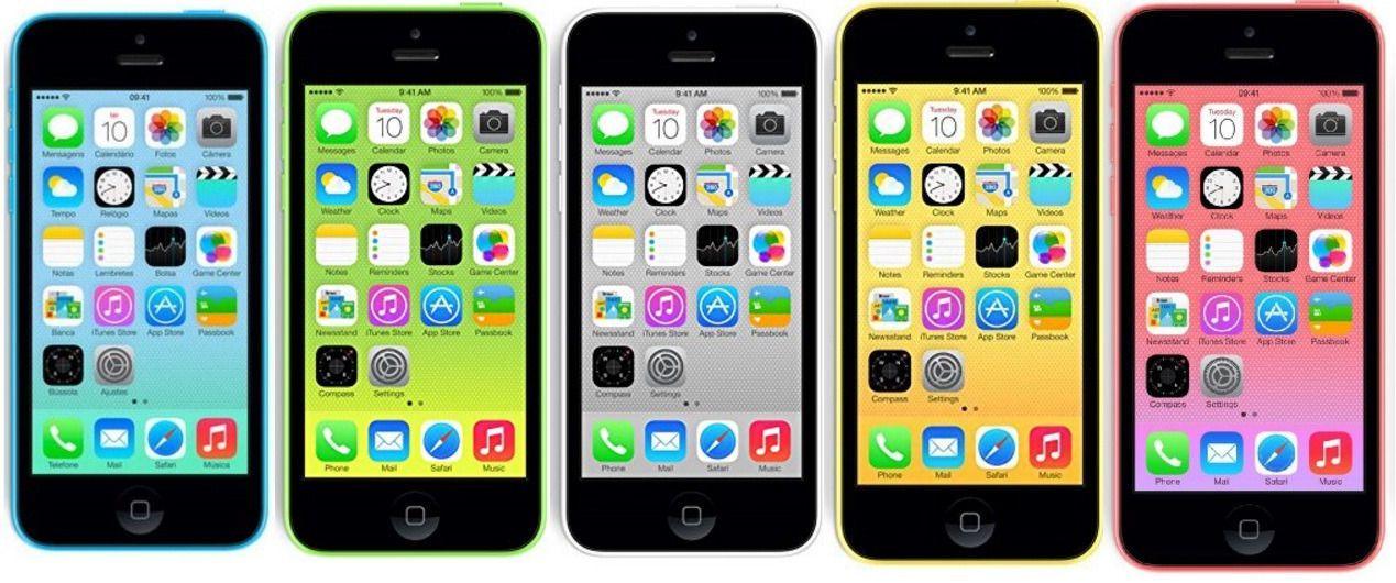 Apple iphone 5c 16gb32gb verizon smartphone cell phone