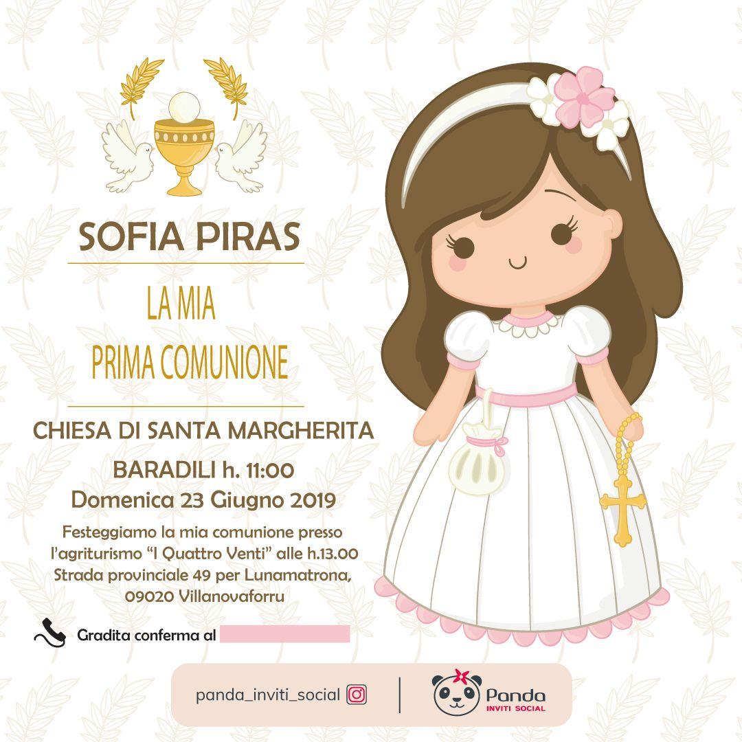 Prima Comunione Di Sofia In 2020 Disney Characters Character Disney Princess