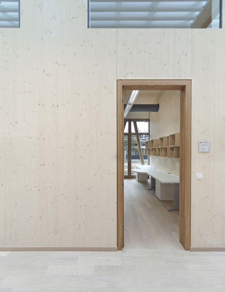 Gallery of Extension of the Biotechnical Faculty / CDB Contemporary Building Design - 22