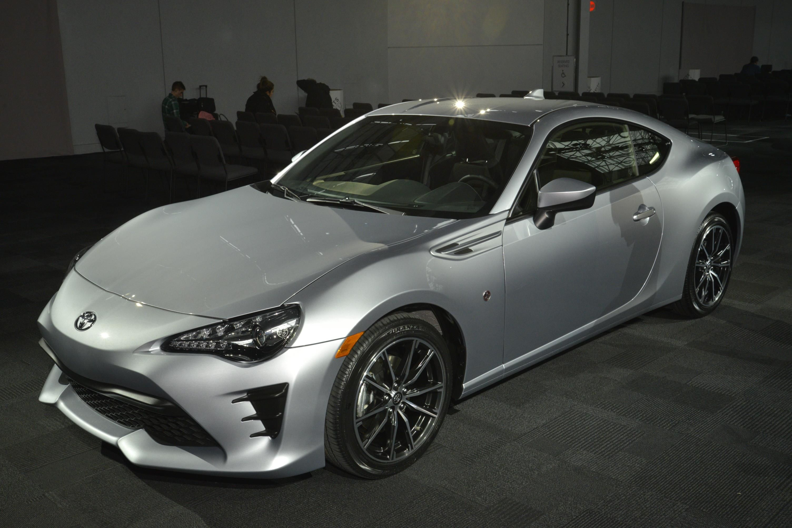 Everything New About The 2017 Toyota 86 Http Bit Ly