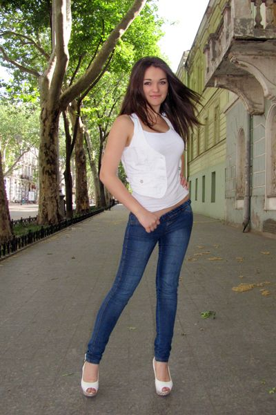 Mariya 24 years old Ukraine Odessa, Russian bride profile, russian-brides.dating