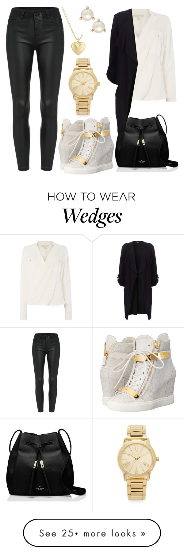 """~127\\127~"" by taytay-55 on Polyvore featuring Finn, Michael Kors, Giuseppe Zanotti and Kate Spade"