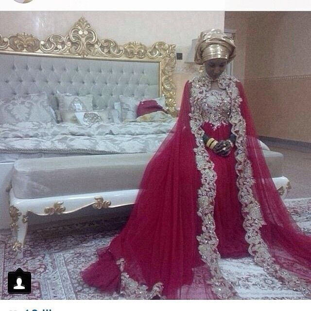 Nigerian Traditional Wedding Dresses: Hausa Brides …