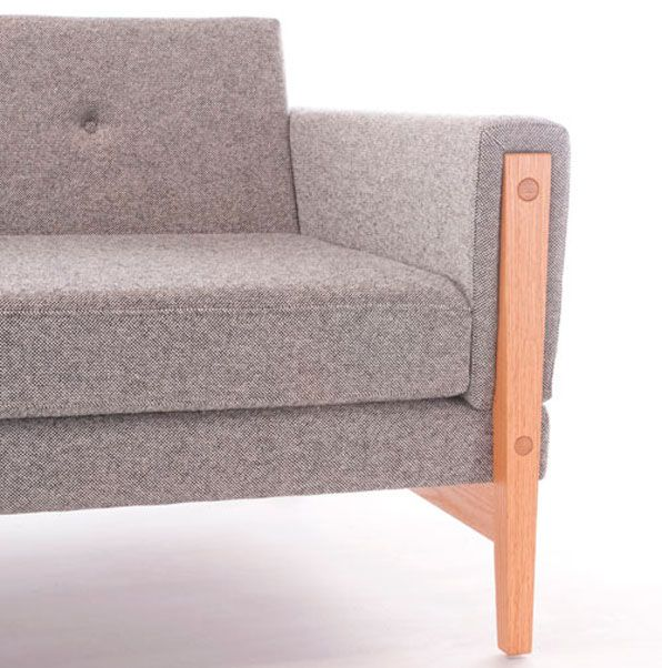 Bosco II Sofa & Bench by Gala Write for MARK Product
