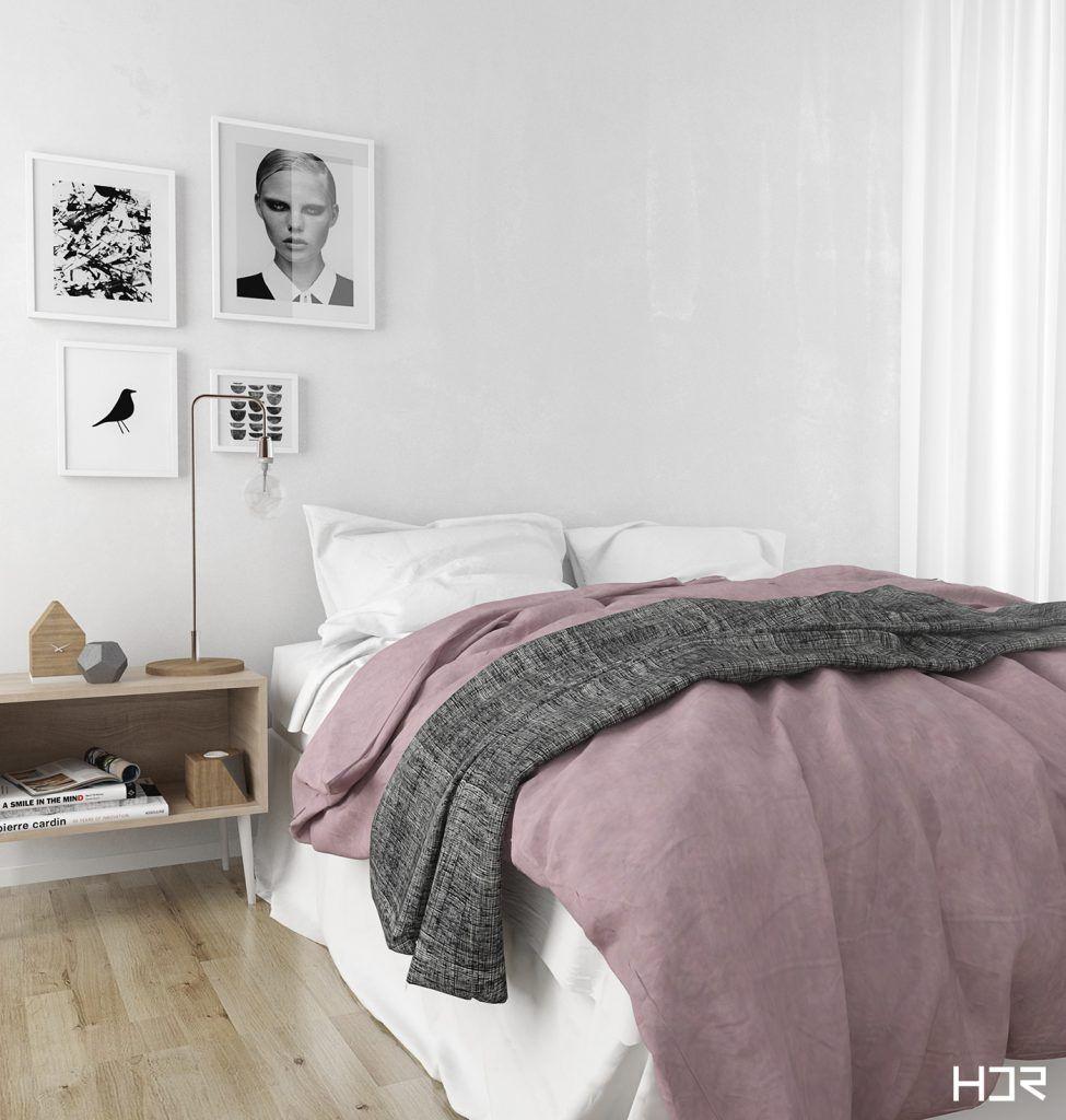 Skandinavische Schlafzimmer Ideen (mit Bildern