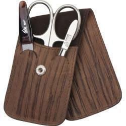 Bags -  Erbe Erbe Manicure cases Inox Manicure pocket case, 3 pieces, Bamboo Brown 1 piece. Erbe SolingenEr - #AccentNails #Bags #NailArtGalleries #Nails #StilettoNails