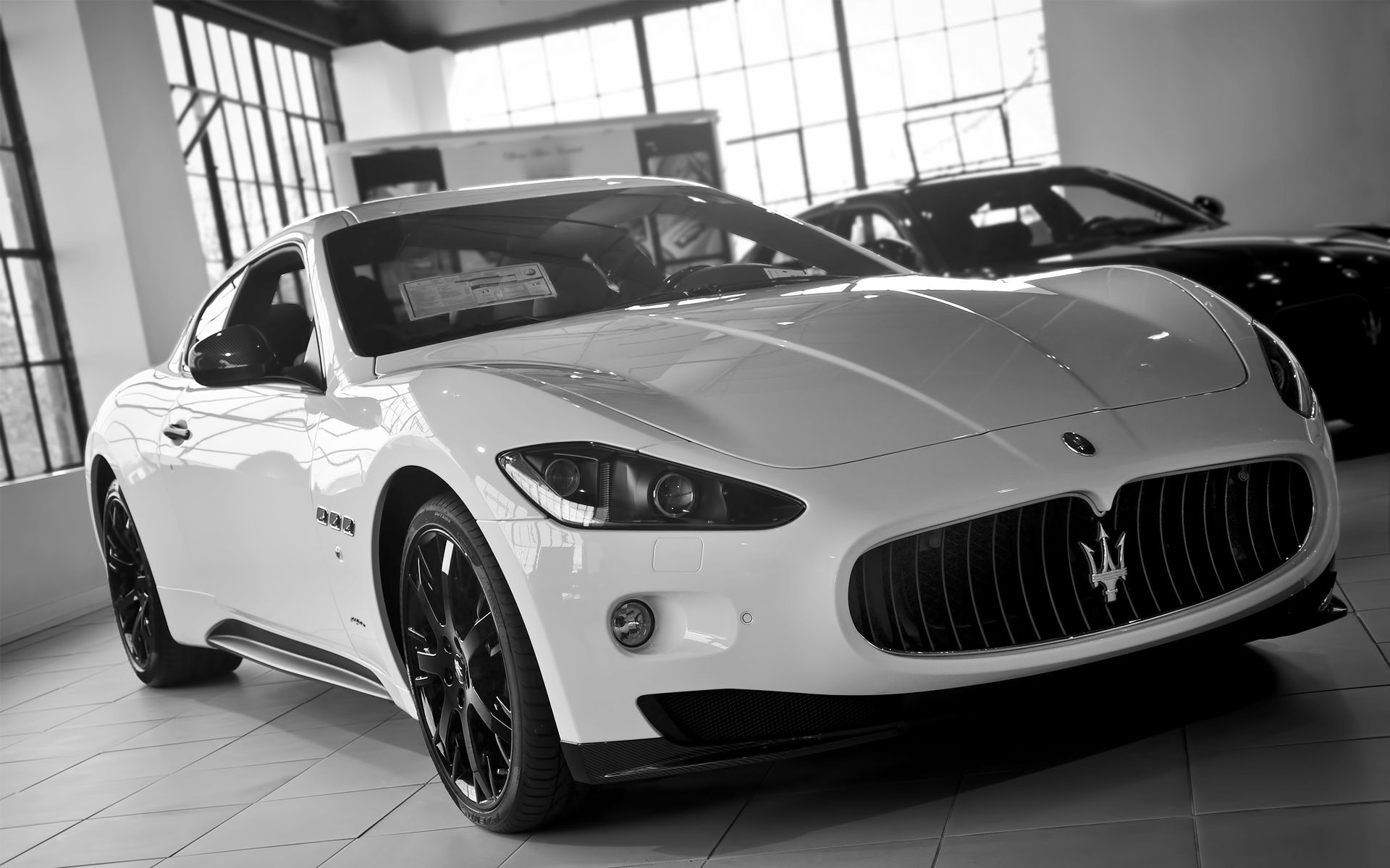Cool Car Maserati Granturismo Maserati Car