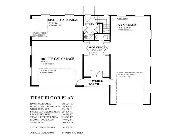 Plan 16016 Just Garage Plans Garage apartment Pinterest – Just Garage Plans