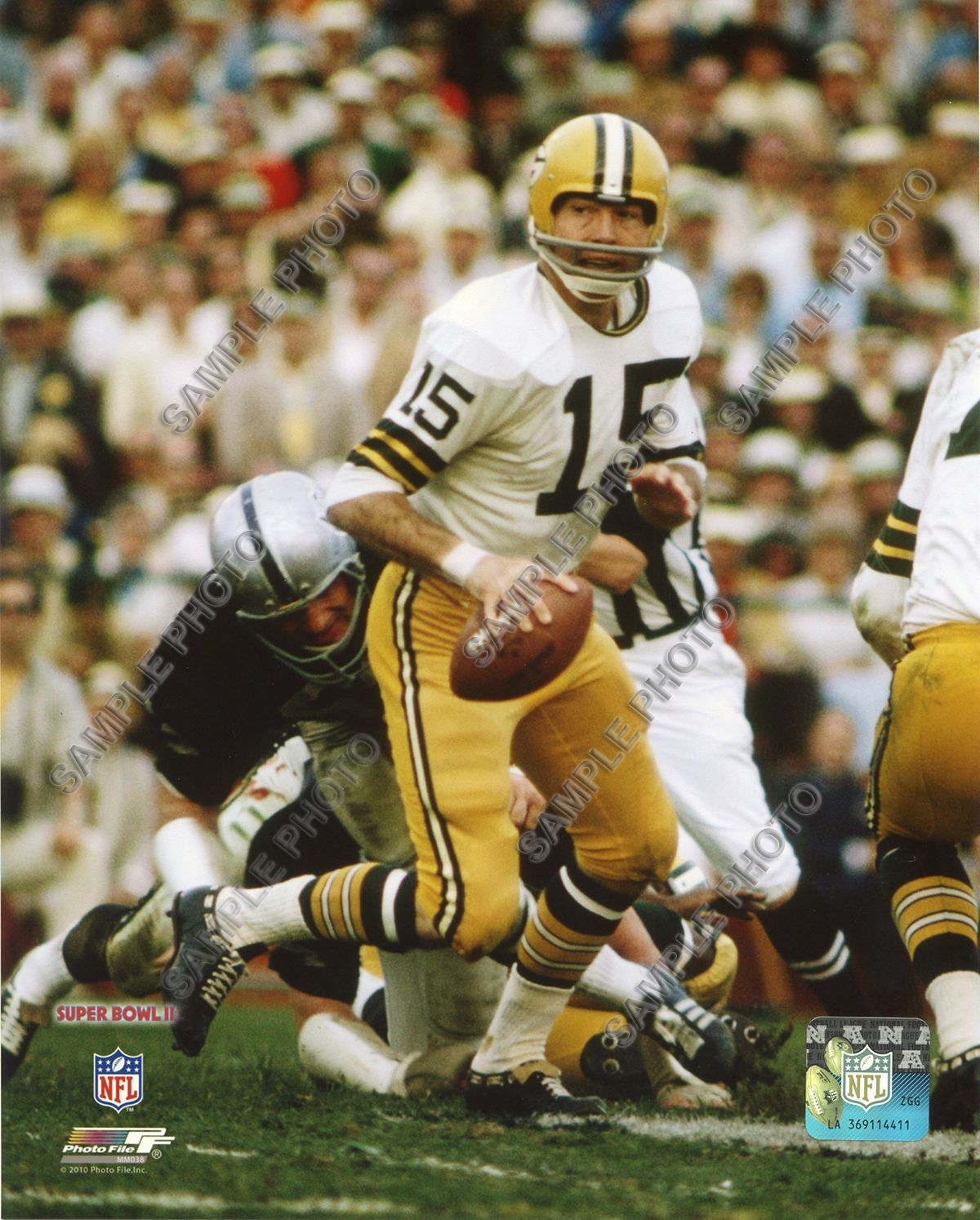 Bart Starr Super Bowl Ii 1968 Green Bay Packers Licensed 8x10 Action Photo Ebay Collectibles Bart Starr Green Bay Packers Green Bay