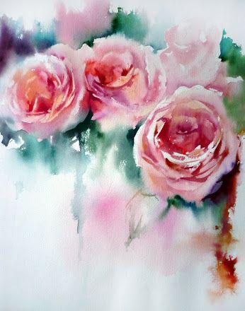 Albums Archives Fleurs Peinture Fleurs Comment Dessiner Une