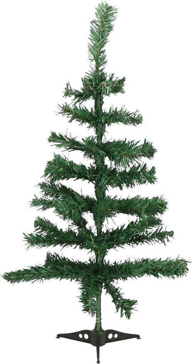De kunstkerstboom met hoogwaardige PVC takken, is een top kunstkerstboom voor een zeer gunstige prijs!Kenmerkend van deze kunstkerstboom zijn de sterke PVC takken die doorlopen tot aan de bodem toe.