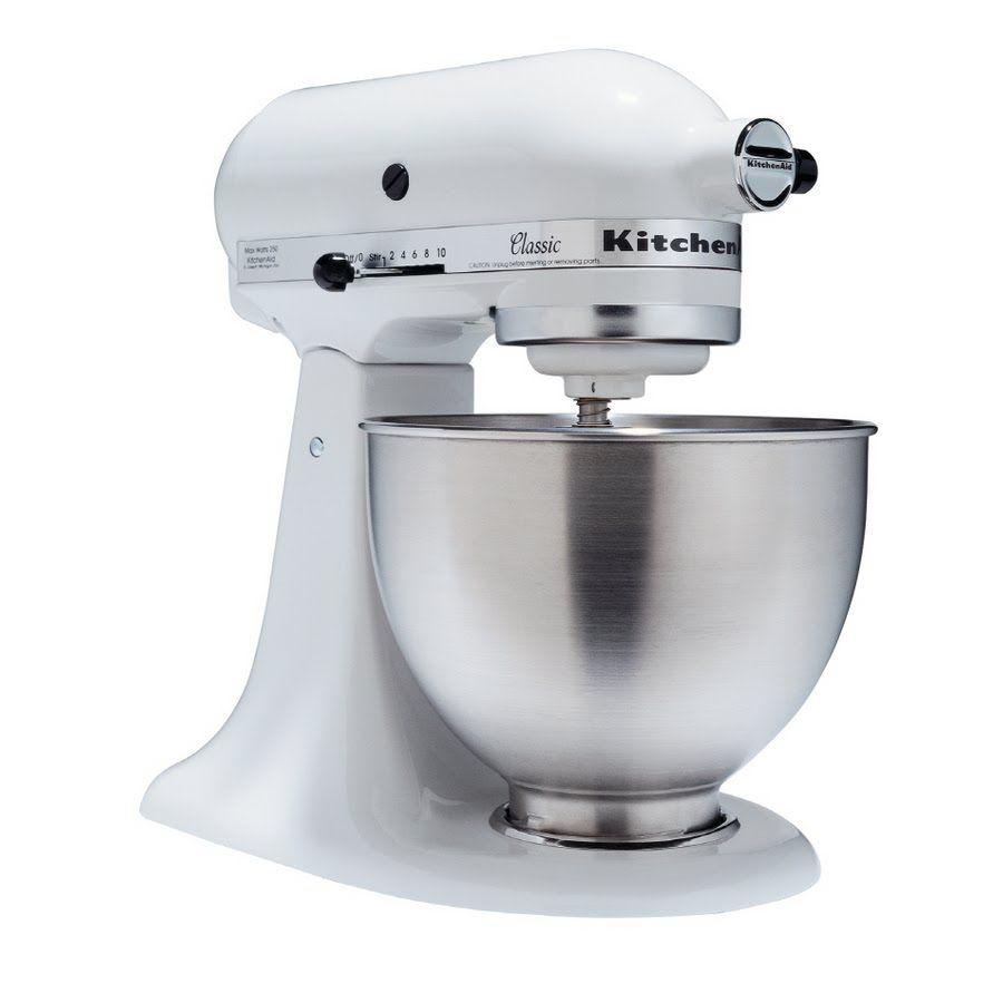 KitchenAid - hvit