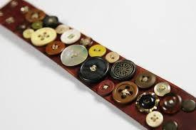 Resultado de imagem para bracelet diy button