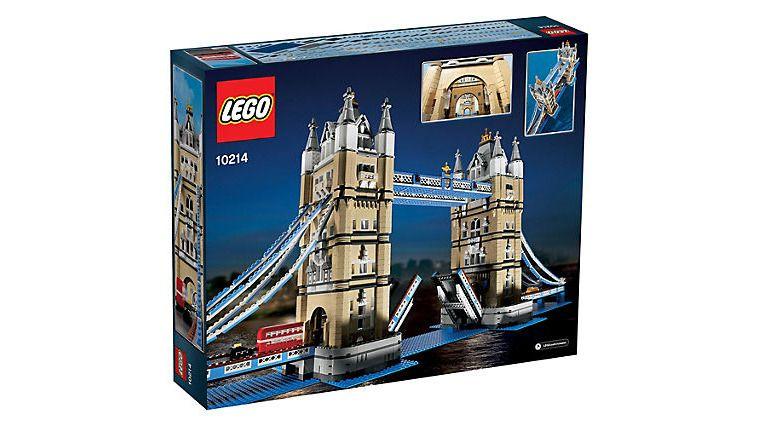 Lego Exclusives And Treasures Tower Bridge 10214 New In The Box Lego 10214 Lego Tower Bridge Lego Tower Bridge