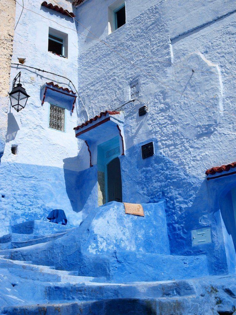 Шефшауен, Марокко Most beautiful cities, Chefchaouen