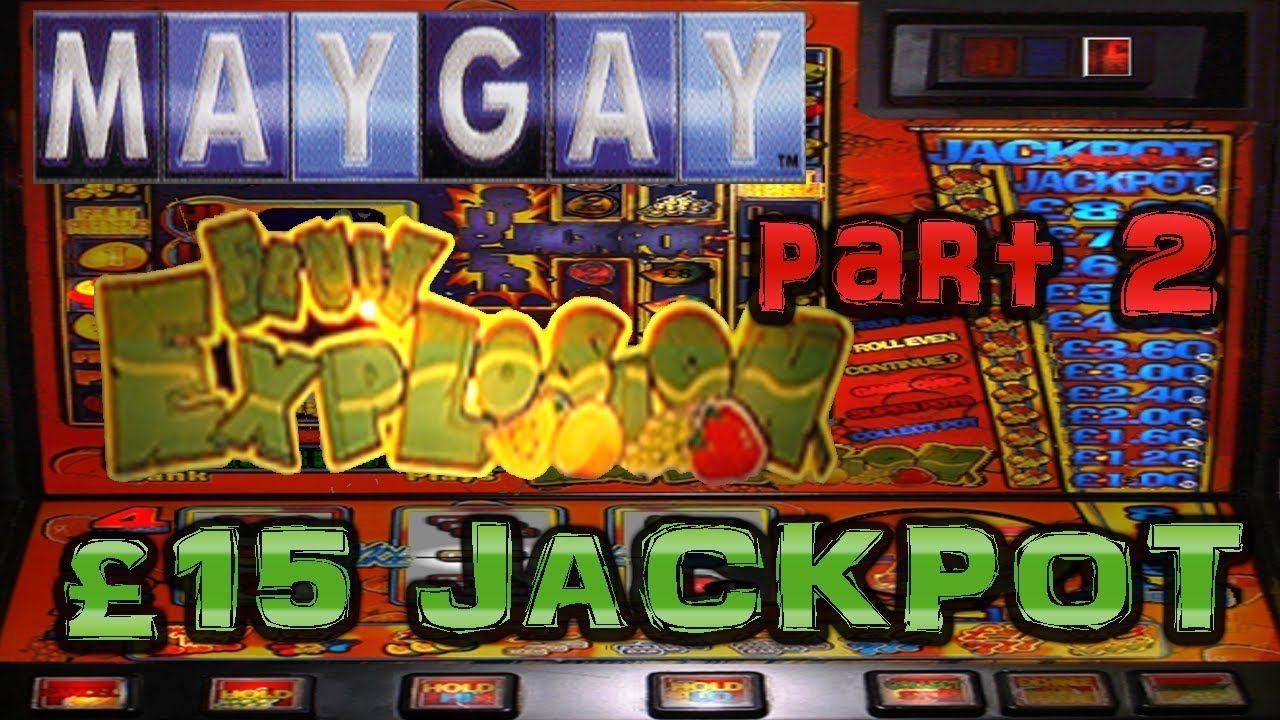 Exploding Fruits Slot Machine