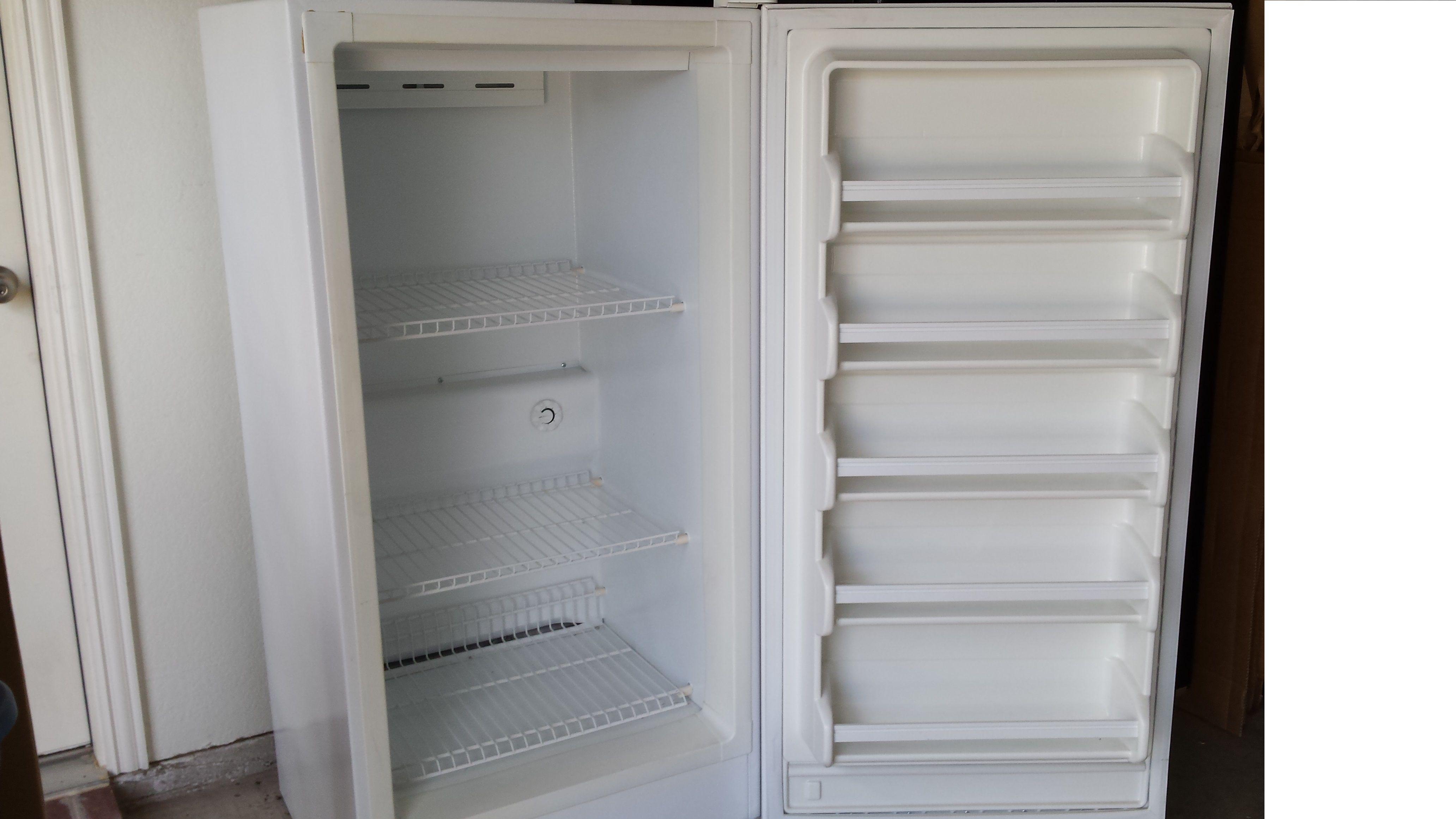 Kenmore Upright Freezer 16 6 Cu Ft In Manueljmary S Garage Sale