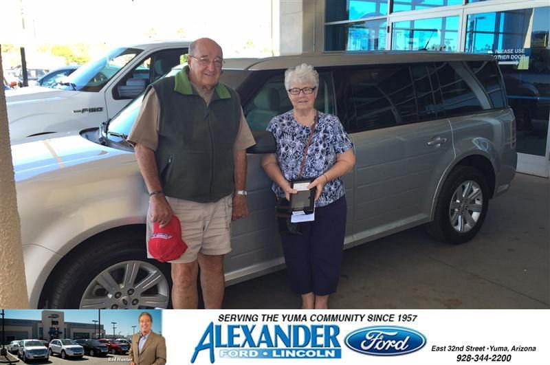 Congratulations To Christian Diaz On Your Ford Expedition