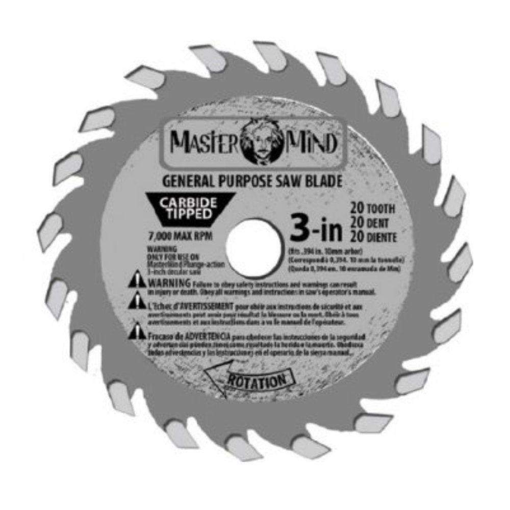 Craftsman 3 in circular saw blade 61272 you can