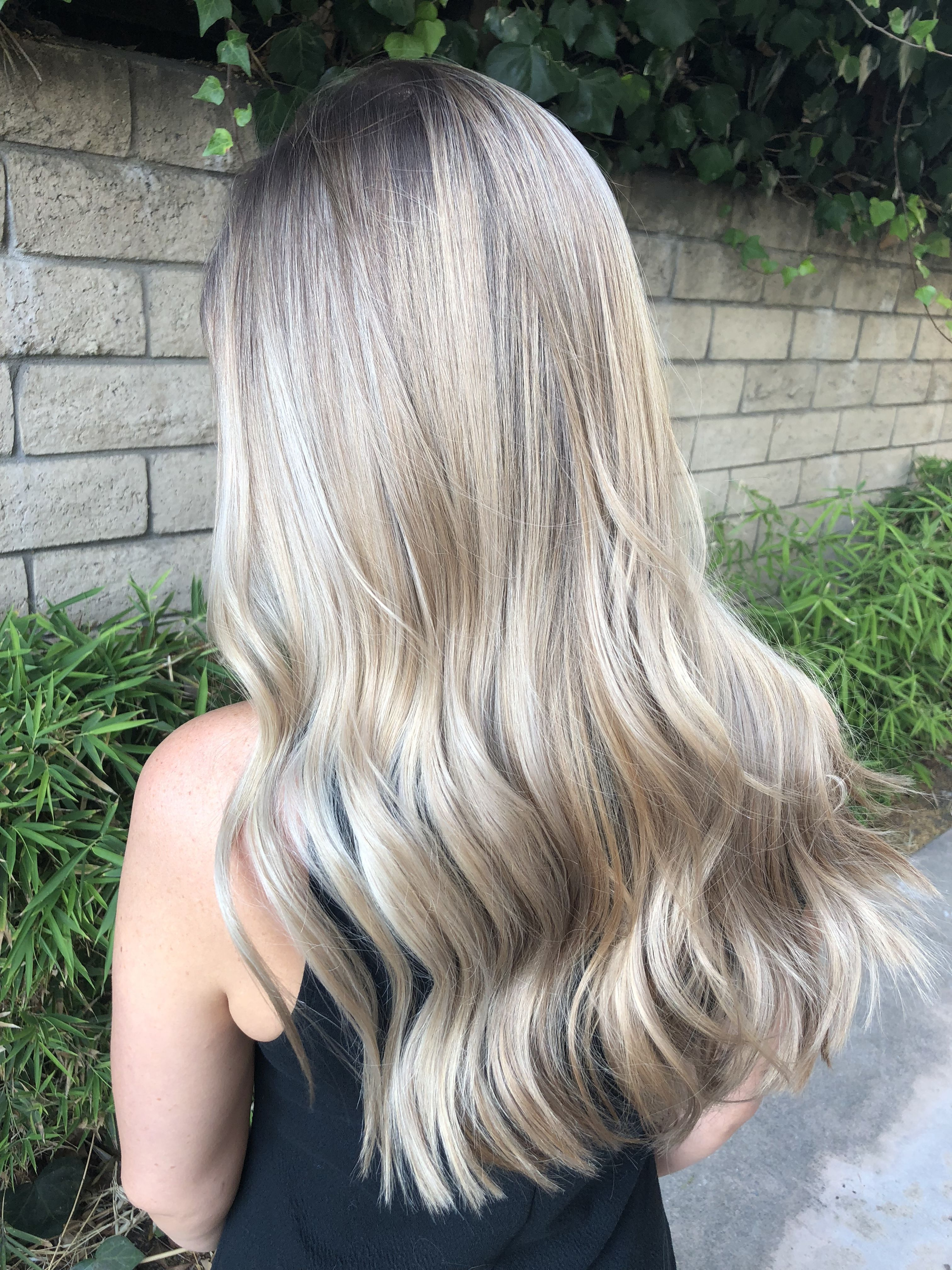 41+ Ash blonde with root smudge inspirations