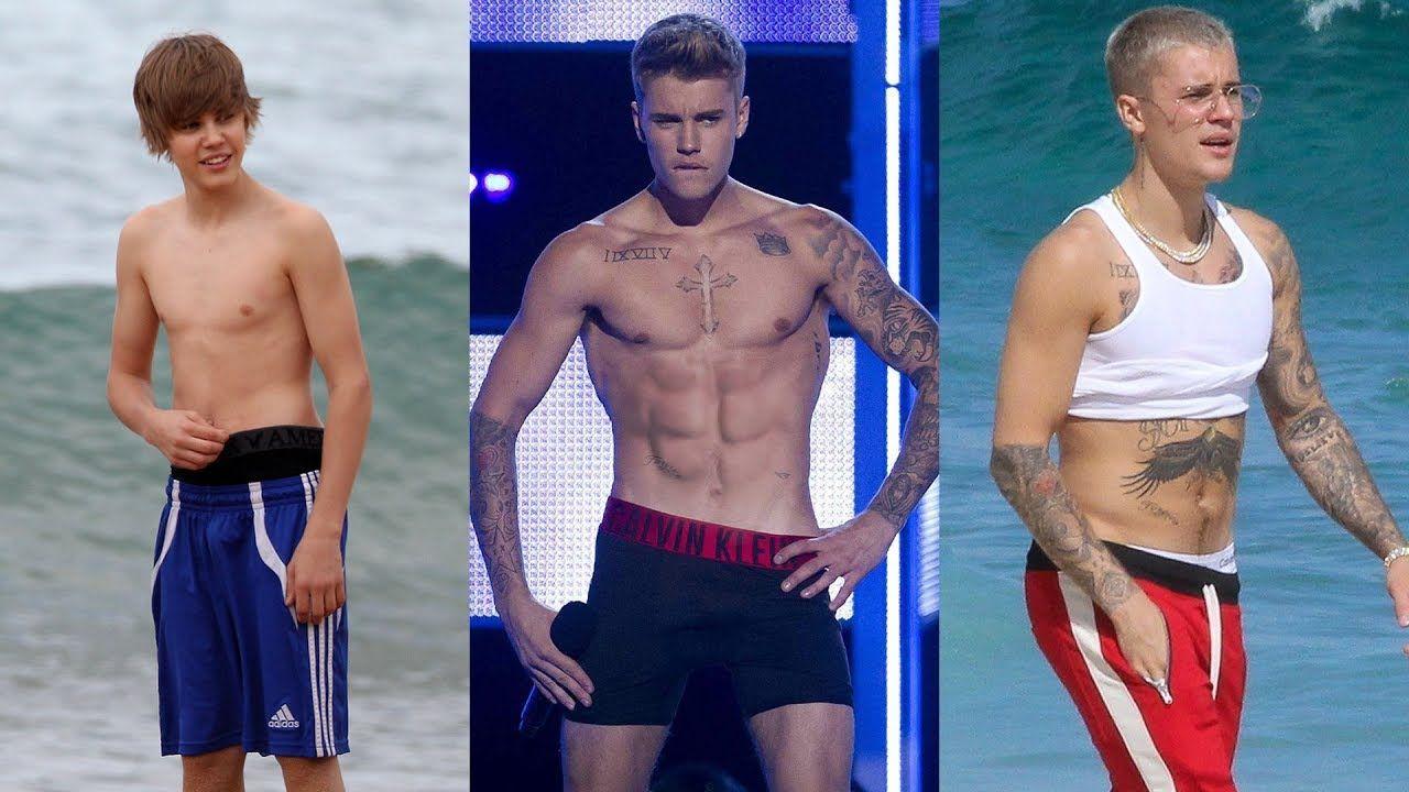 Image result for Justin Bieber transformation